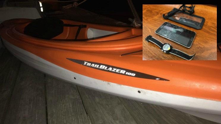 Maine Missing Kayak