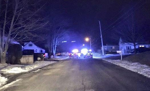 Maine Shooting Manhunt