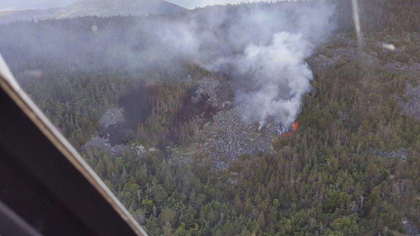 Maine St Abram Fire 2