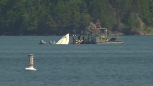 Malletts Bay boat