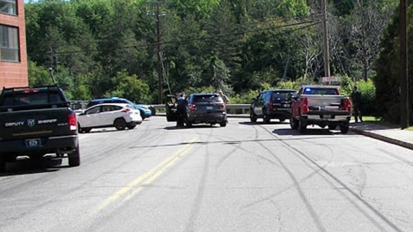 Man arrested by Maine State Police after 43 mile chase