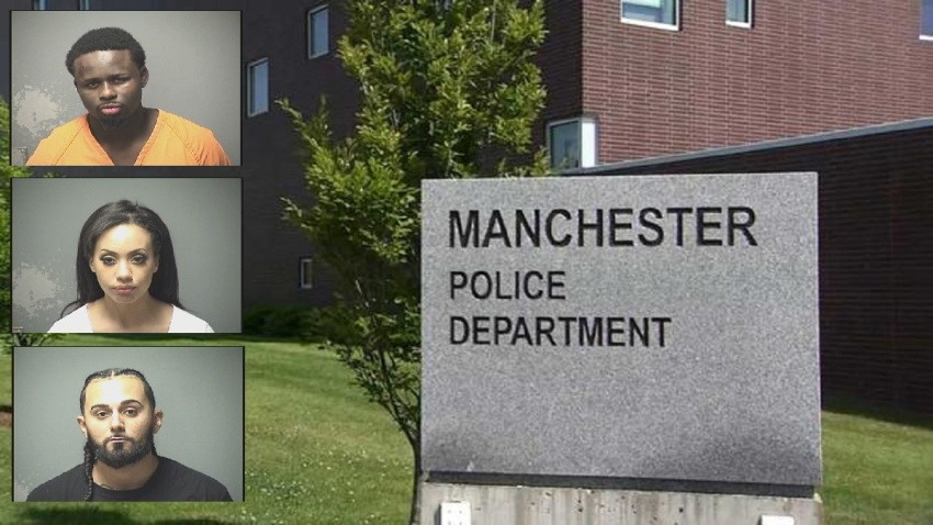 Manchester NH shootings Oct 13 Oct 14 related arrests