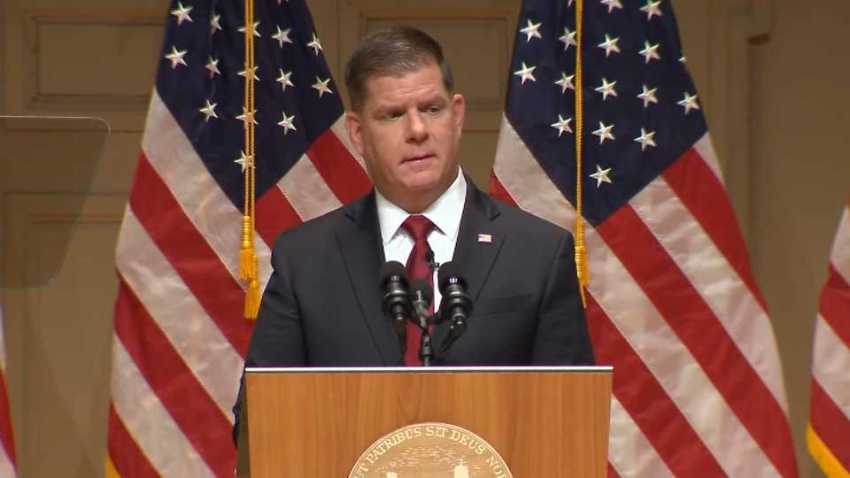 Marty Walsh State of the City 01152019