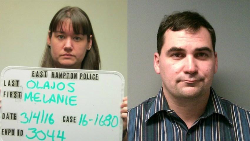 Melanie and Thomas Olajos