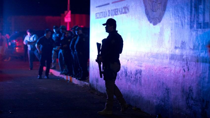 Mexico Migrants Escape