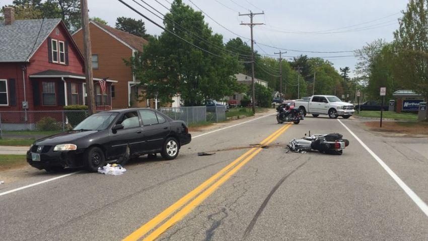 Motorcycle Crash Rochester