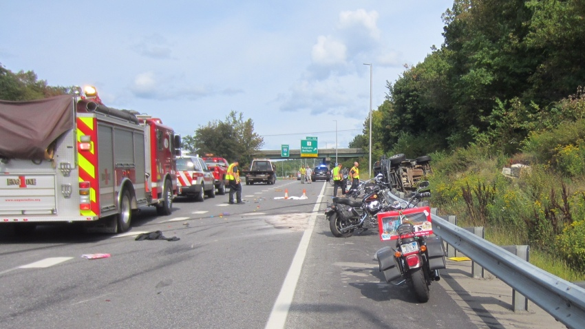 Augusta Motorcycle Fatality