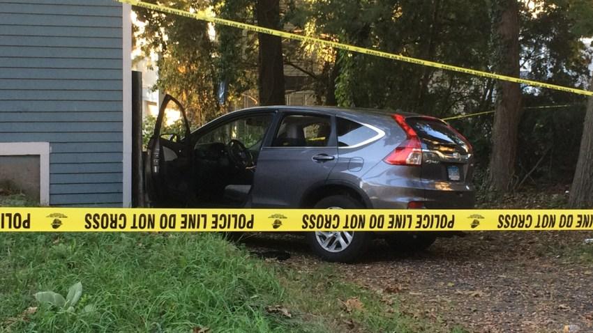 New-Haven-stolen-car