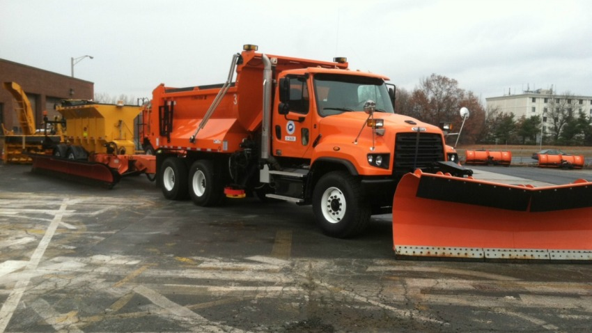 New snow plows 1200