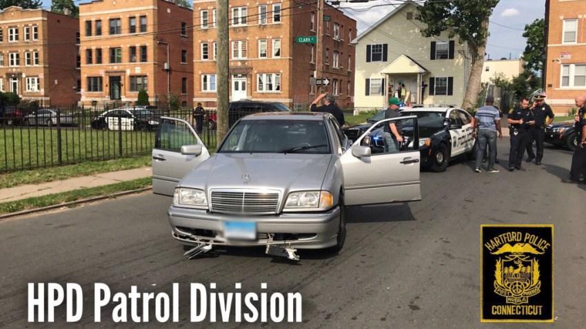 Newington Hartford carjacking