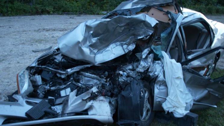 Ossipee NH Crash Sept 13