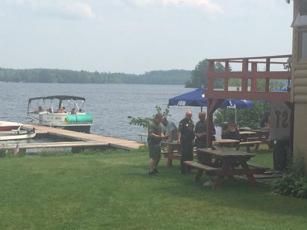 Otisfield ME boating accident