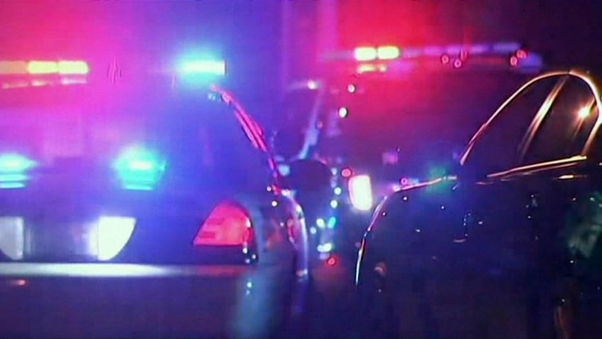 POLICE LIGHTS NIGHT2