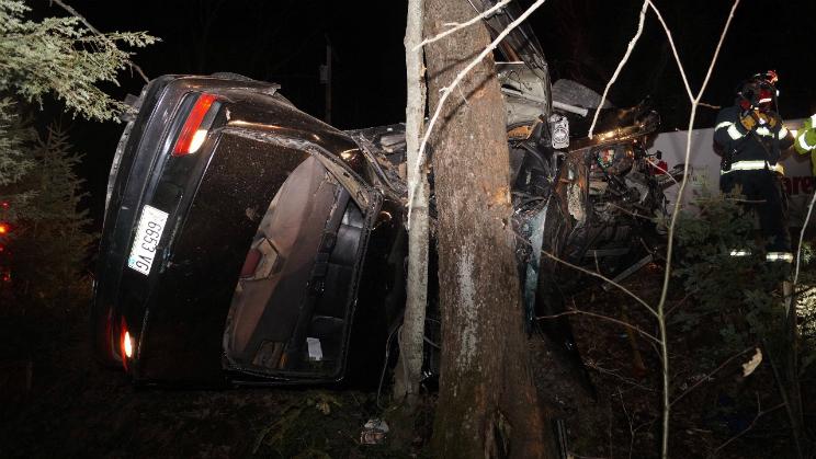 Paris Maine Crash