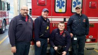 Plaistow Firefighters