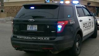 Portsmouth Police cruiser
