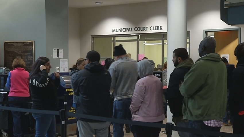 Providence Court Speeding Tickets WJAR
