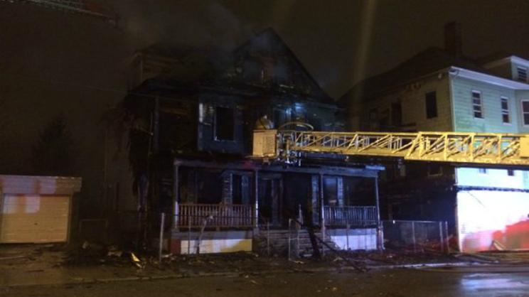 Providence Fire Wendell Street