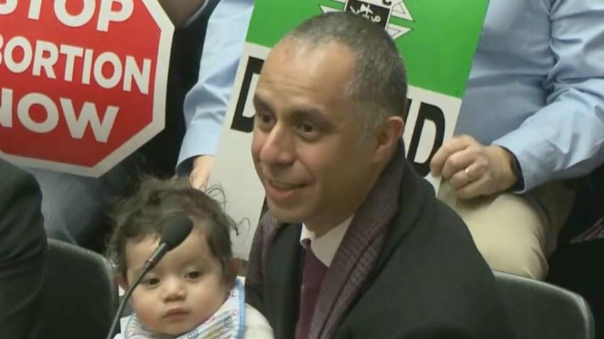 Providence Mayor Jorge Elorza