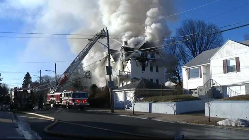 Providence RI Fire