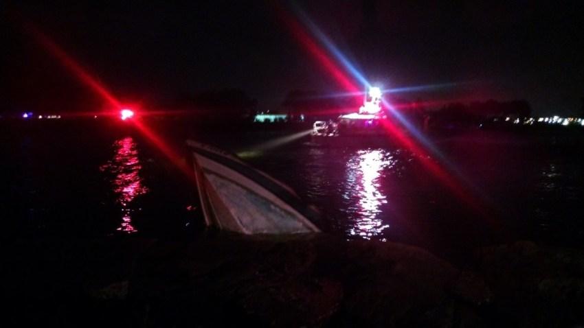 Providence River Boat Sink