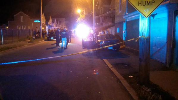 Providence Shooting Savings Street