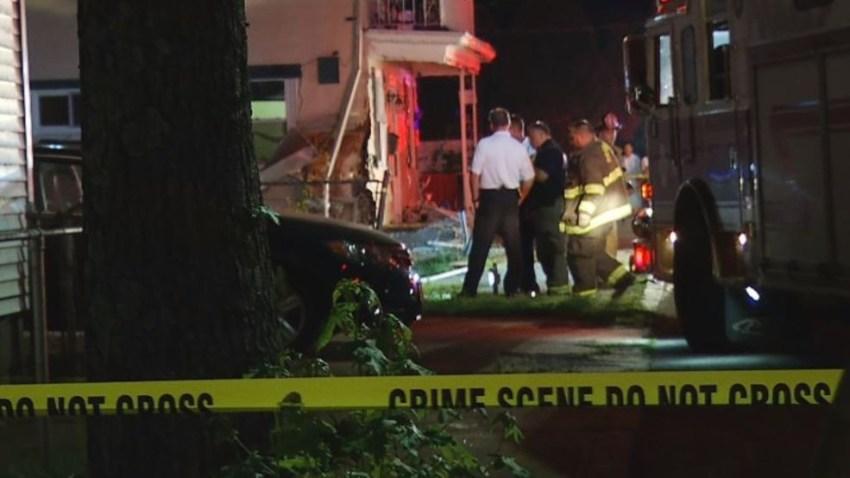 Providence rollover crash