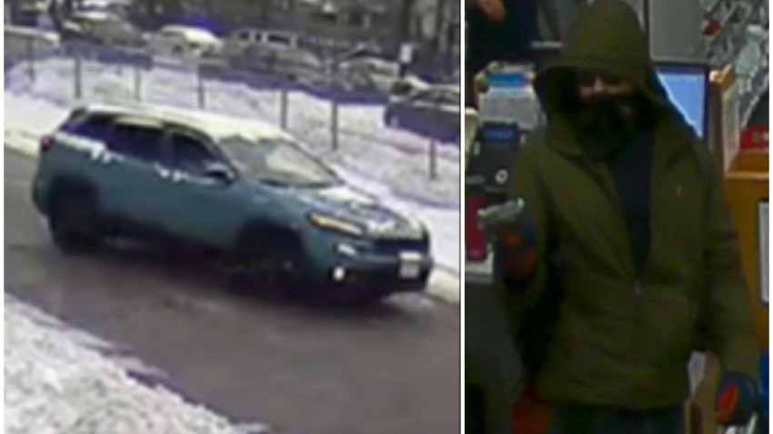 Quincy CVS Pharmacy Armed Robbery Investigation