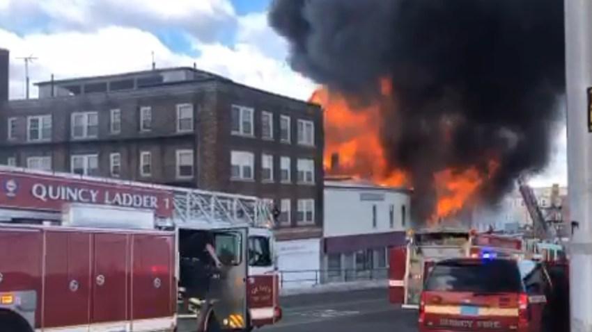 Quincy Fire 031219