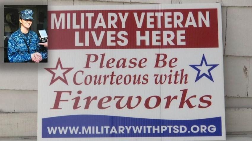 RI Veteran PTSD fireworks WJAR