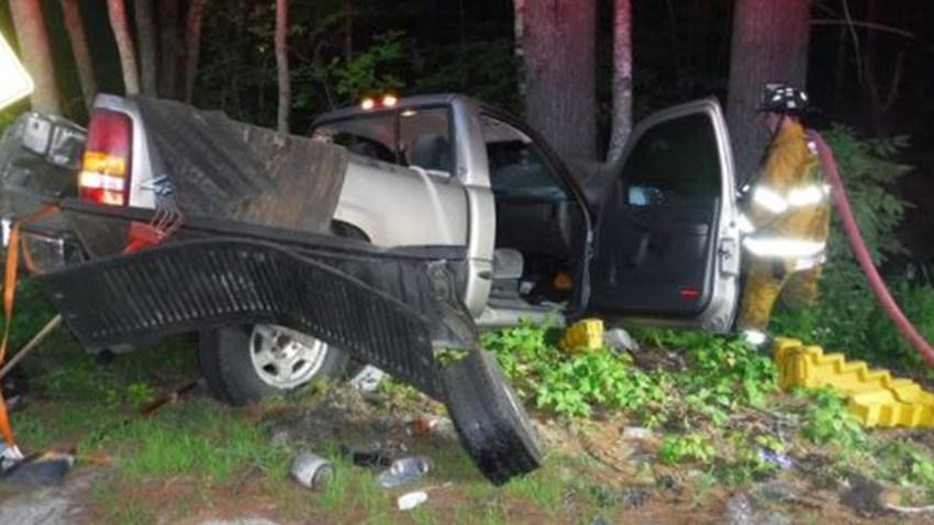 Raymond Maine fatal crash