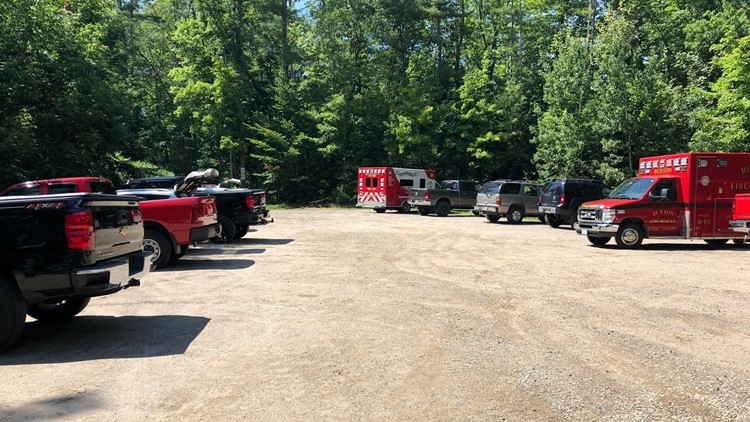 Saco River Maine Teen Body Recovered Drowning