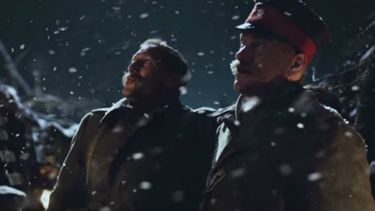 Sainbury Christmas Ad