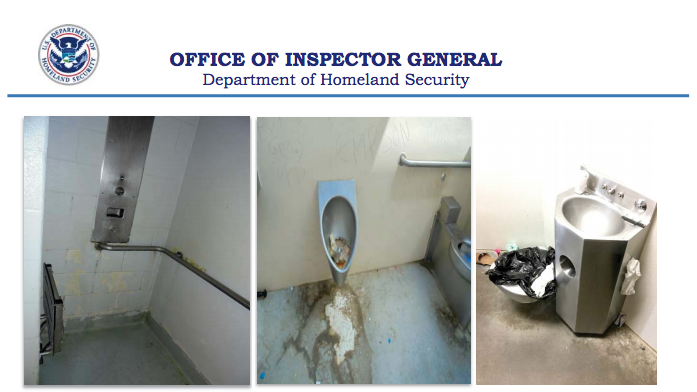 Inspector General DHS Report