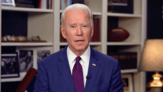 Apparent Democratic presidential nominee Joe Biden denied allegations of sexual misconduct made by Tara Reade in an interview with MSNBC.
