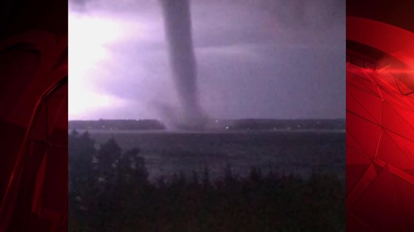 Seth Taylor tornado 102019