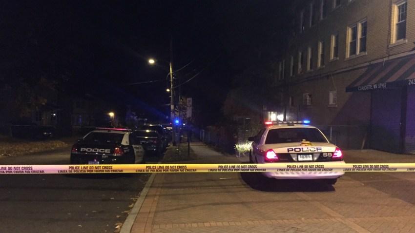 Shooting on Harold Street in Hartford