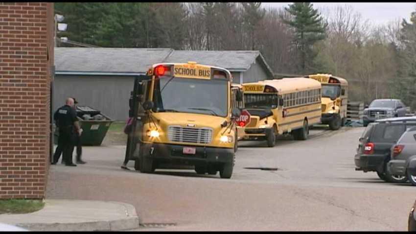 South Burlington Vermont School Threat