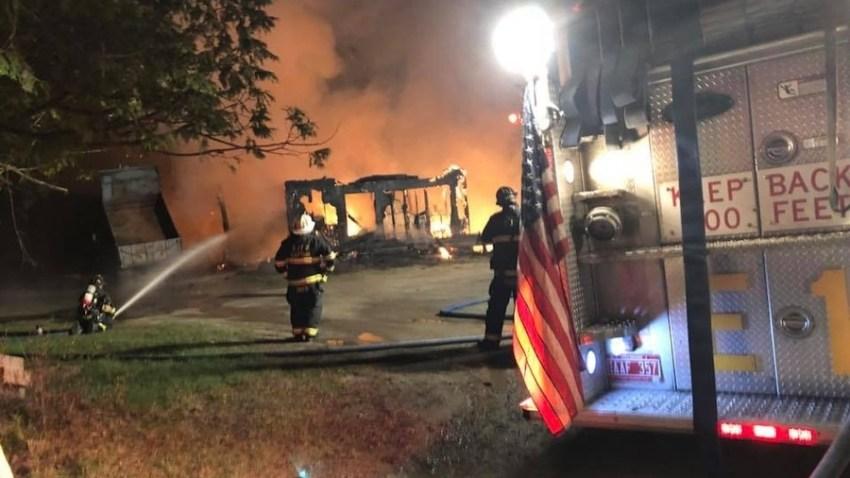 St Johnsbury Vermont fire
