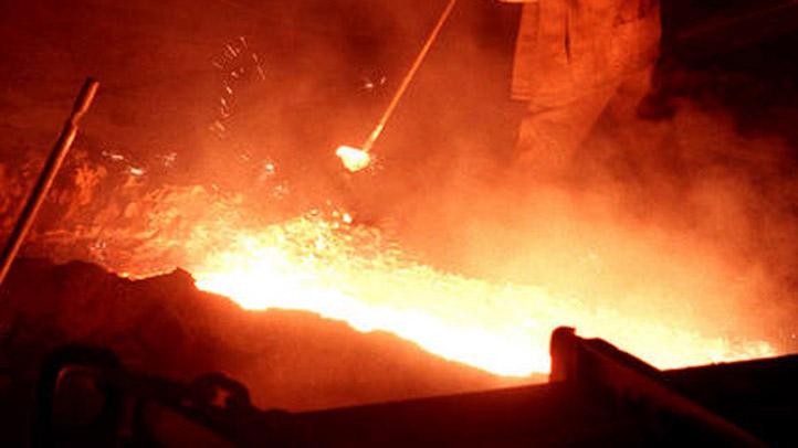 Steel Mill Generic