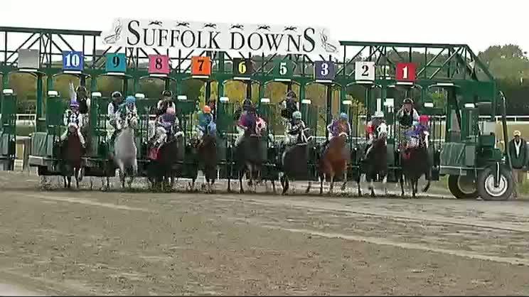 Suffolk Downs Last Race