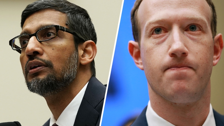 Sundar-Pichai-Mark-Zuckerberg