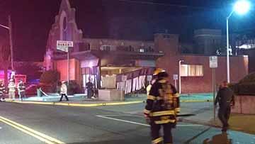 Taunton Bakery Fire WJAR