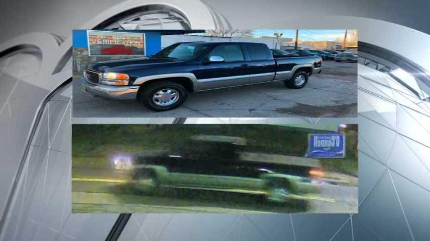 Taunton hit-and-run vehicle of interest