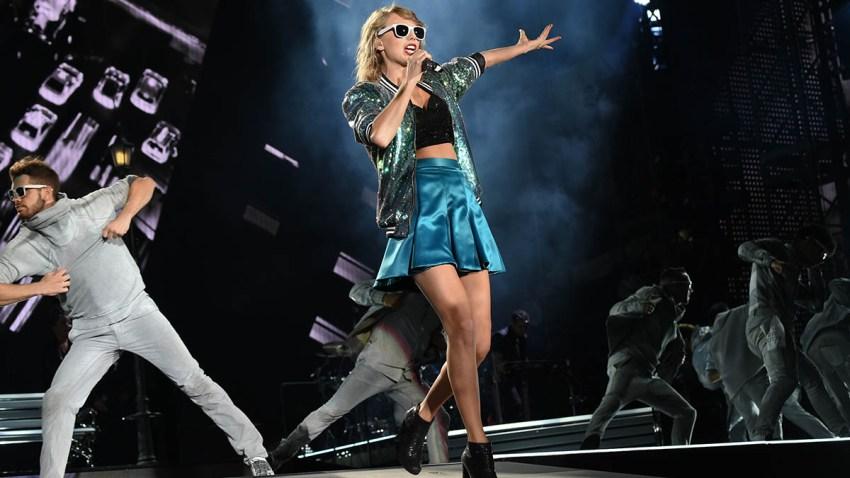 "Taylor Swift ""1989"" World Tour at MetLife Stadium"