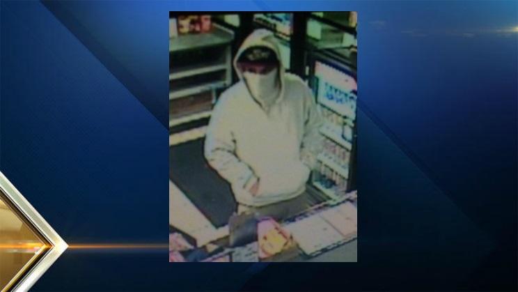 Tewksbury Mobil Station Robbery