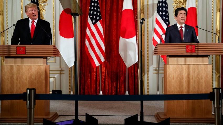 Trump Japan