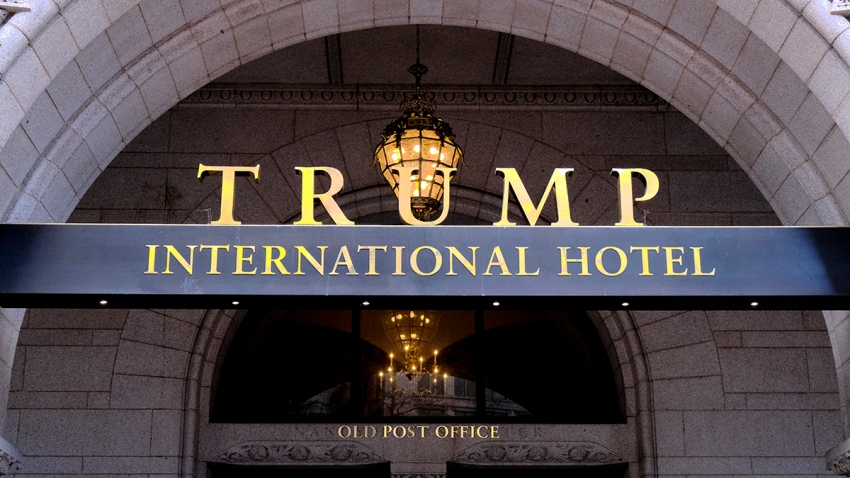 Trump International Hotel 1