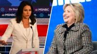 Hillary Clinton Sued by Tulsi Gabbard for Defamation