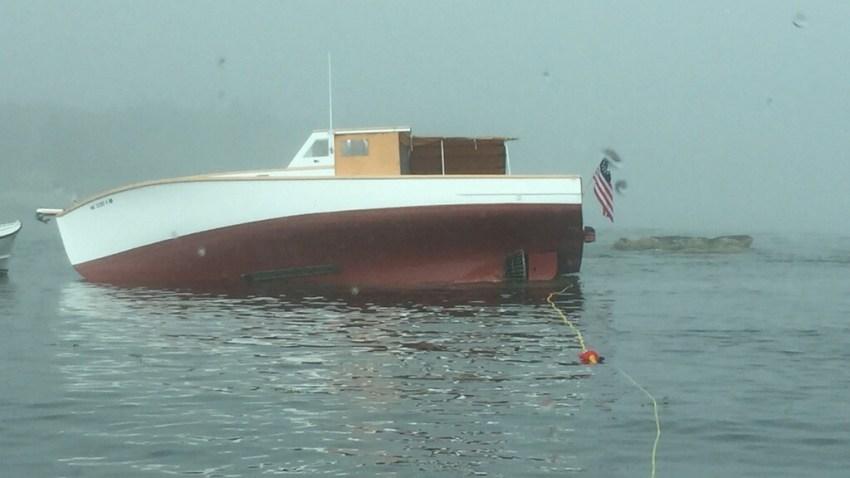 US Coast Guard Southwest Harbor rescue